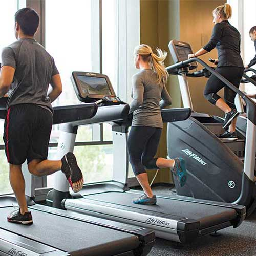 Residential Fitness Preowned