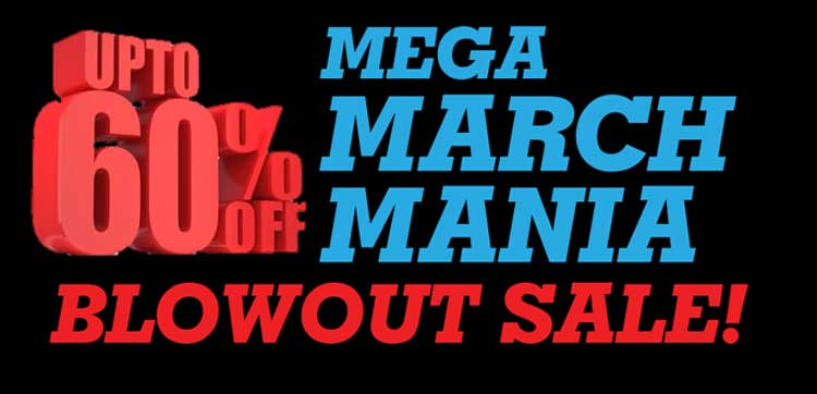 March Madness Sale 2